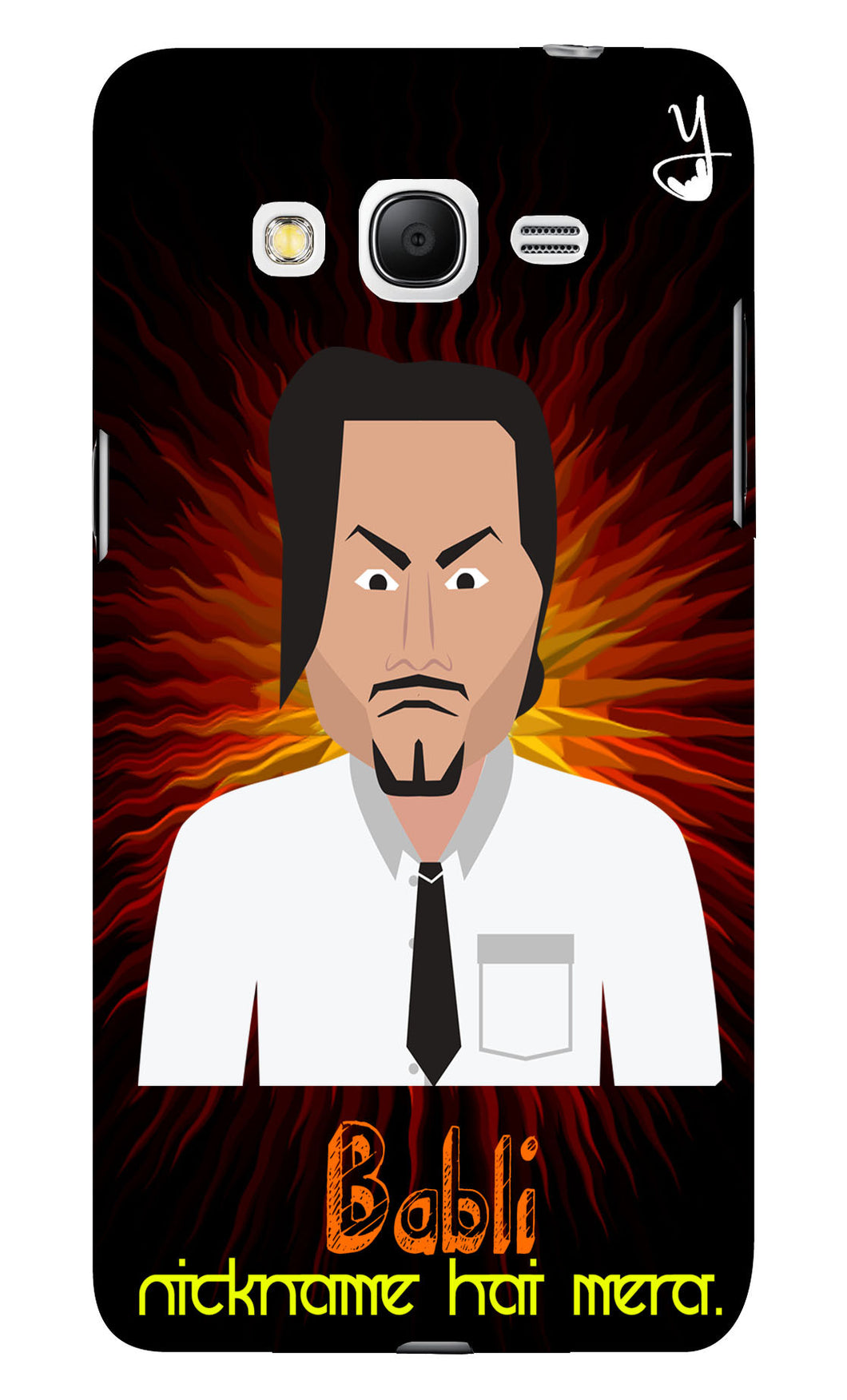 Angry Master Ji Edition for Samsung Galaxy Grand Prime