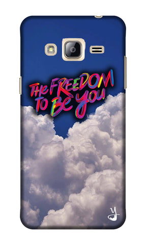 The Freedom To Be You Edition for Samsung Galaxy J3(2016)