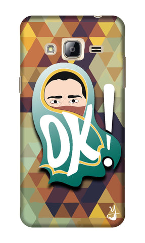Mummy's Ok Edition for Samsung Galaxy J3(2016)