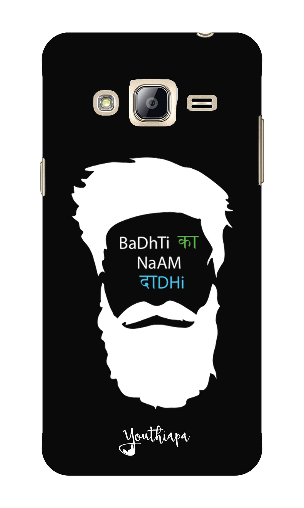 The Beard Edition for SAMSUNG GALAXY J 3 2016