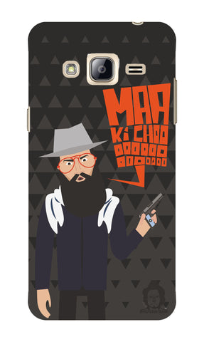 Papa Maaki*** Edition for Samsung Galaxy J3