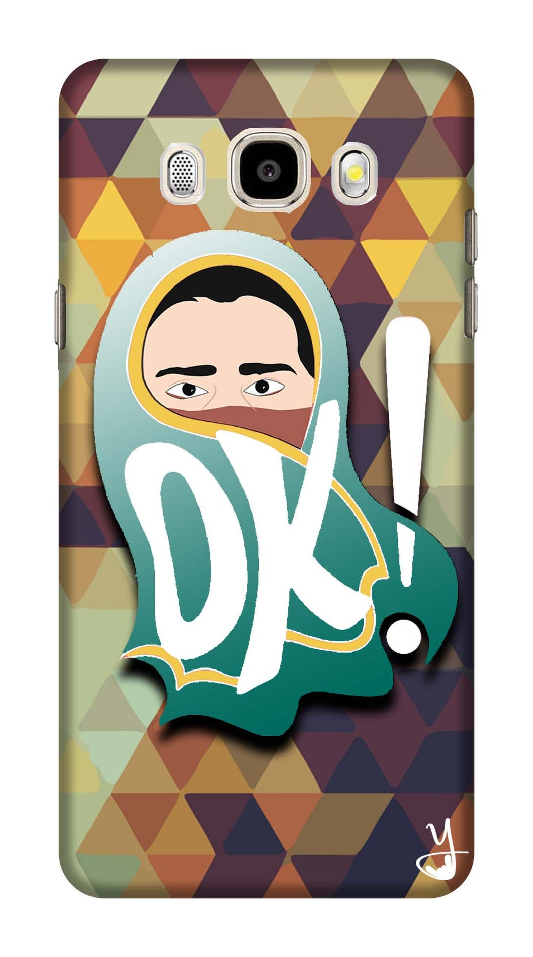 Mummy's Ok Edition for Samsung Galaxy J5(2016