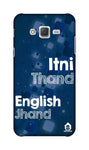 English Vinglish Edition for Samsung Galaxy J5