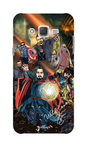 BB Saste Avengers Edition for Samsung Galaxy J5