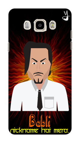 Angry Master Ji Edition for Samsung Galaxy J7 2016