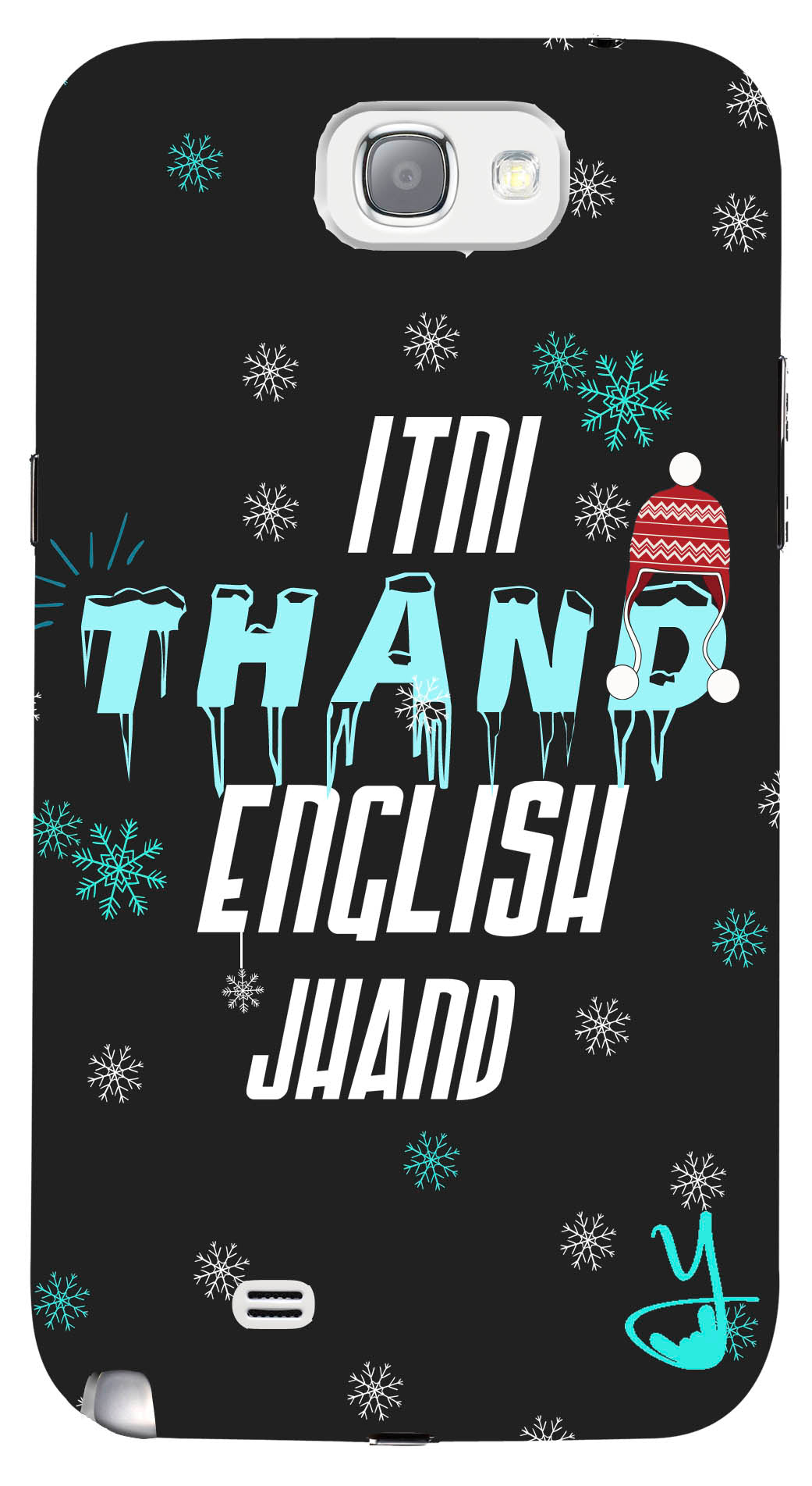 Itni Thand edition for Samsung galaxy note 2
