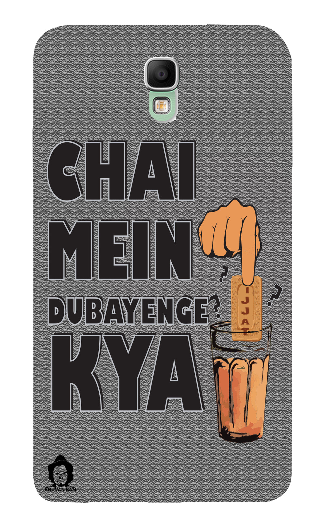 Titu Mama's Chai Edition for Samsung Galaxy Note 3 Neo