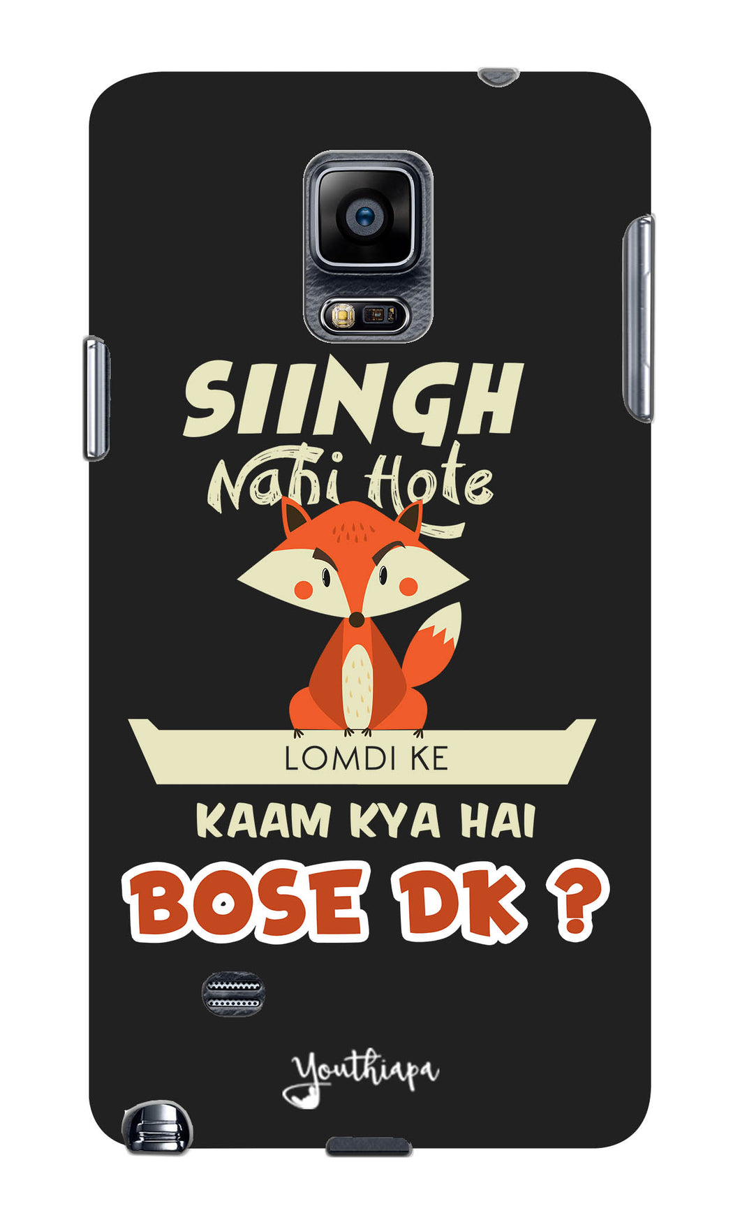 Singh Nahi Hote for Samsung Galaxy Note 4