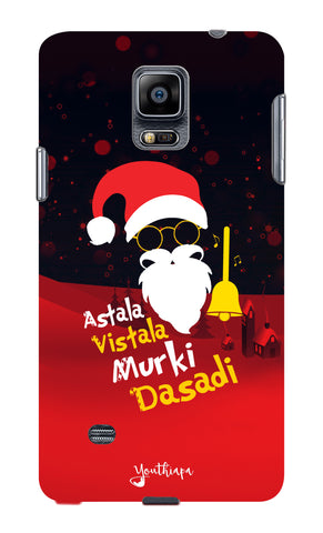 Santa Edition for Samsung Galaxy Note 4