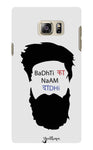 THE Beard Edition WHITE for SAMSUNG GALAXY NOTE 5
