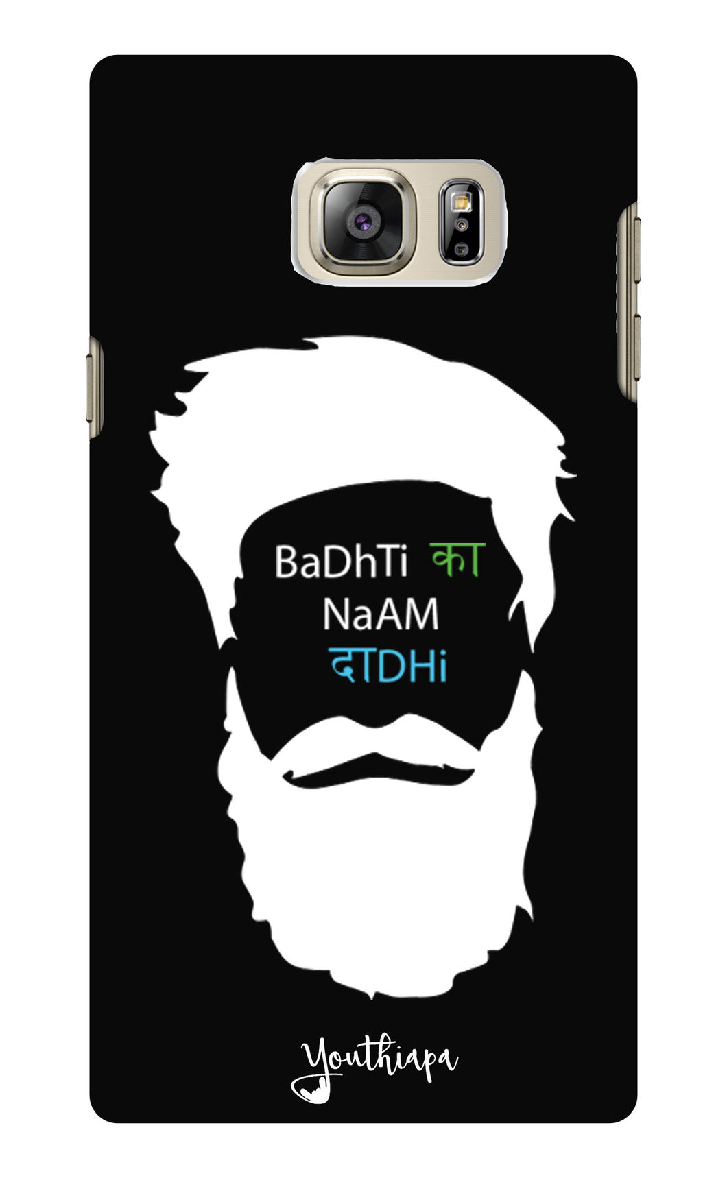 The Beard Edition for SAMSUNG GALAXY NOTE 5