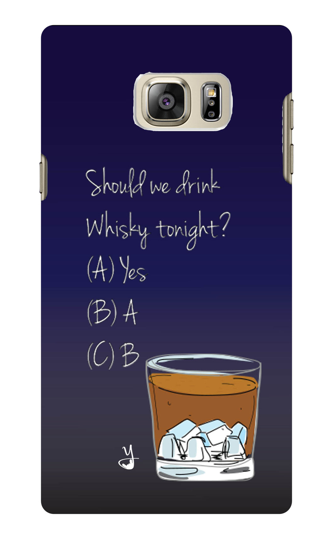 GET DRUNK edition for SAMSUNG GALAXY NOTE 5