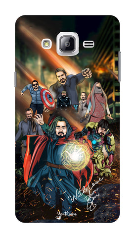 BB Saste Avengers Edition for Samsung Galaxy ON 5