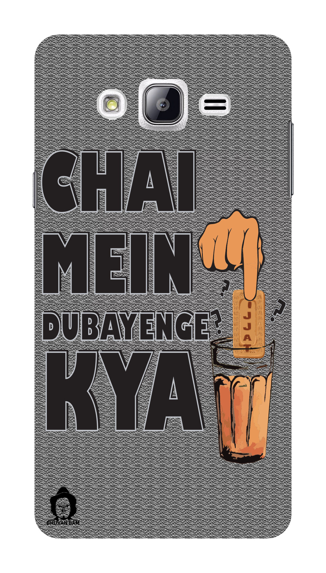 Titu Mama's Chai Edition for Samsung Galaxy ON 7