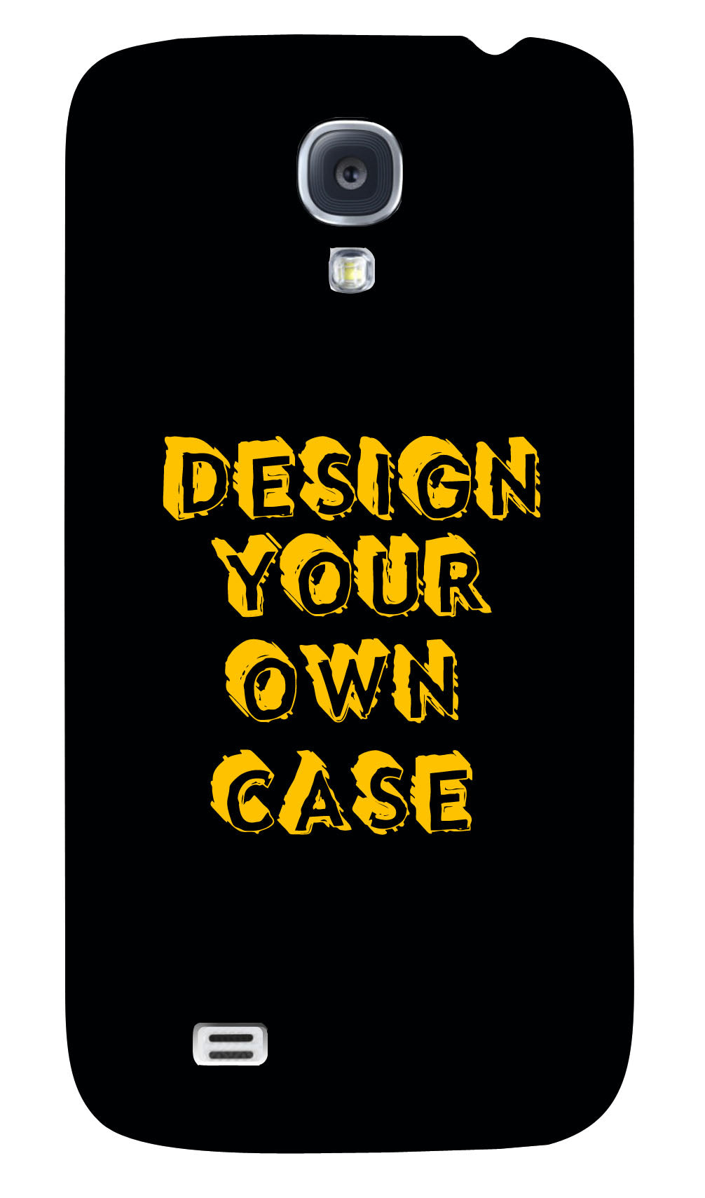 Design Your Own Case for Samsung Galaxy S4