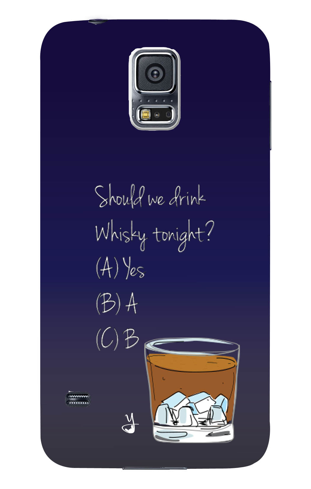 GET DRUNK edition for SAMSUNG S5