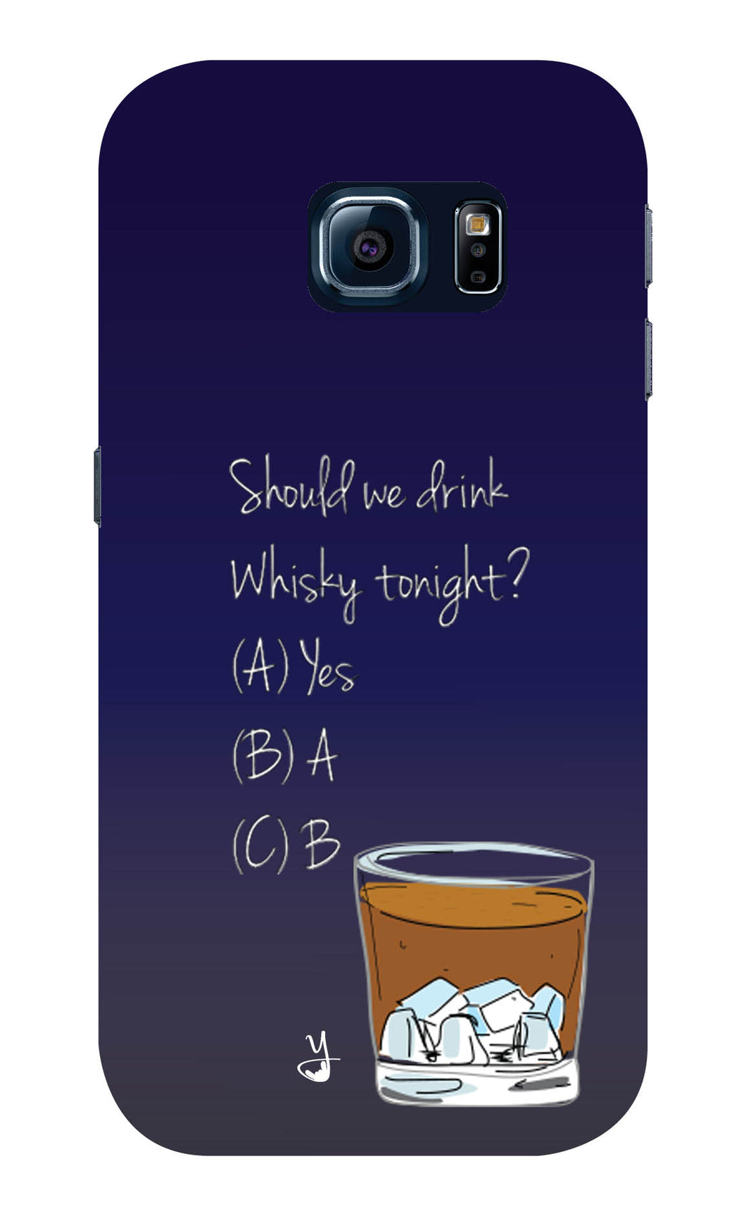 GET DRUNK edition for SAMSUNG S6 EDGE PLUS