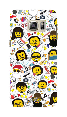 The Doodle Edition for Samsung Galaxy S6 Edge Plus