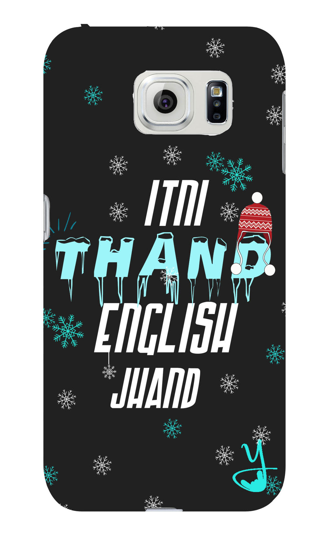 Itni Thand edition for Samsung Galaxy S6 edge