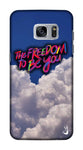 The Freedom To Be You Edition Samsung s7 Edge