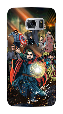 BB Saste Avengers Edition for Samsung Galaxy S7