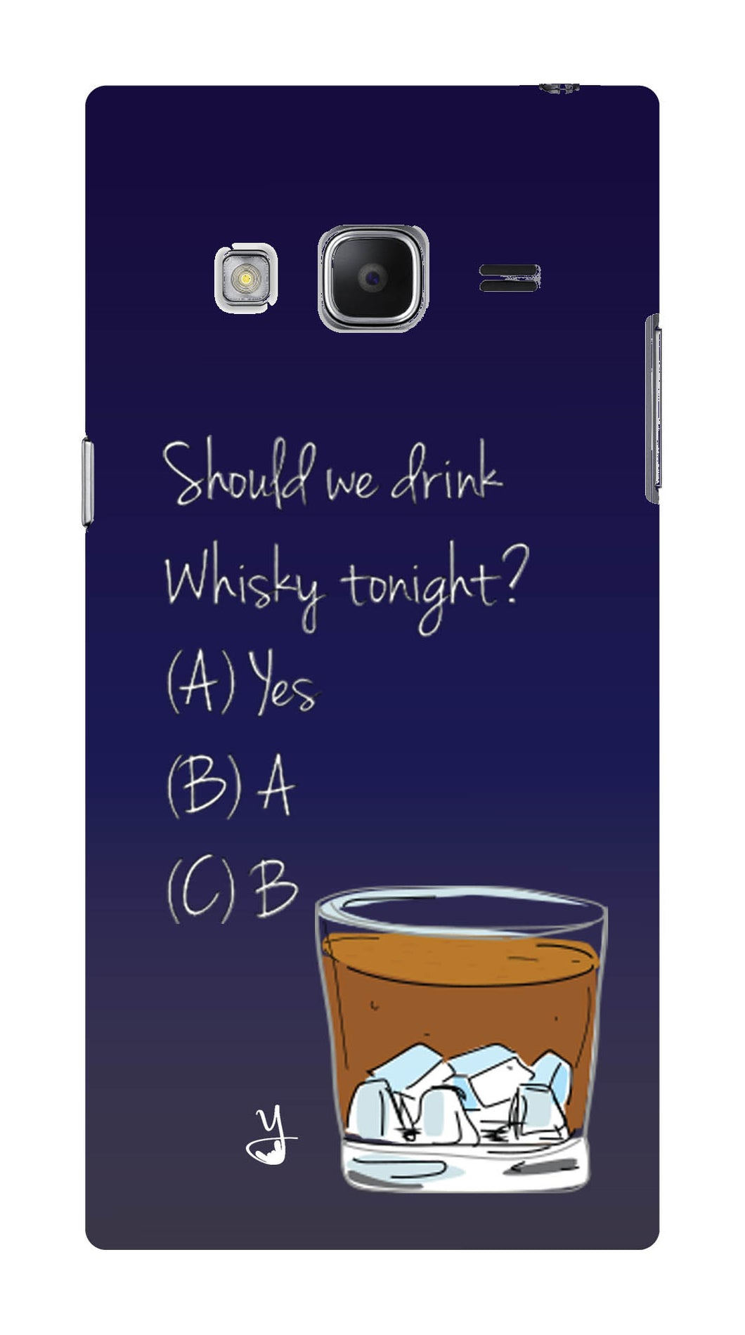 GET DRUNK edition for SAMSUNG Z3