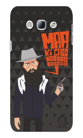 Papa Maaki*** Edition for Samsung Galaxy A8