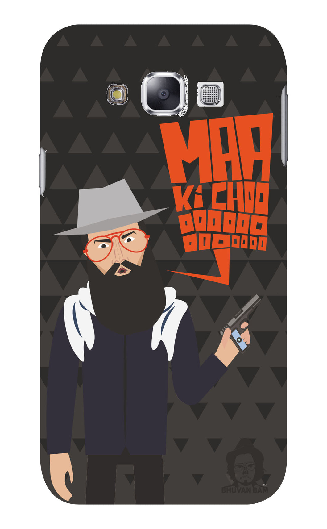 Papa Maaki*** Edition for Samsung Galaxy E7