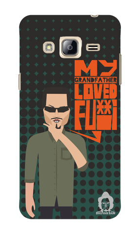 Sameer Fudd*** Edition for Samsung Galaxy J3(2016)