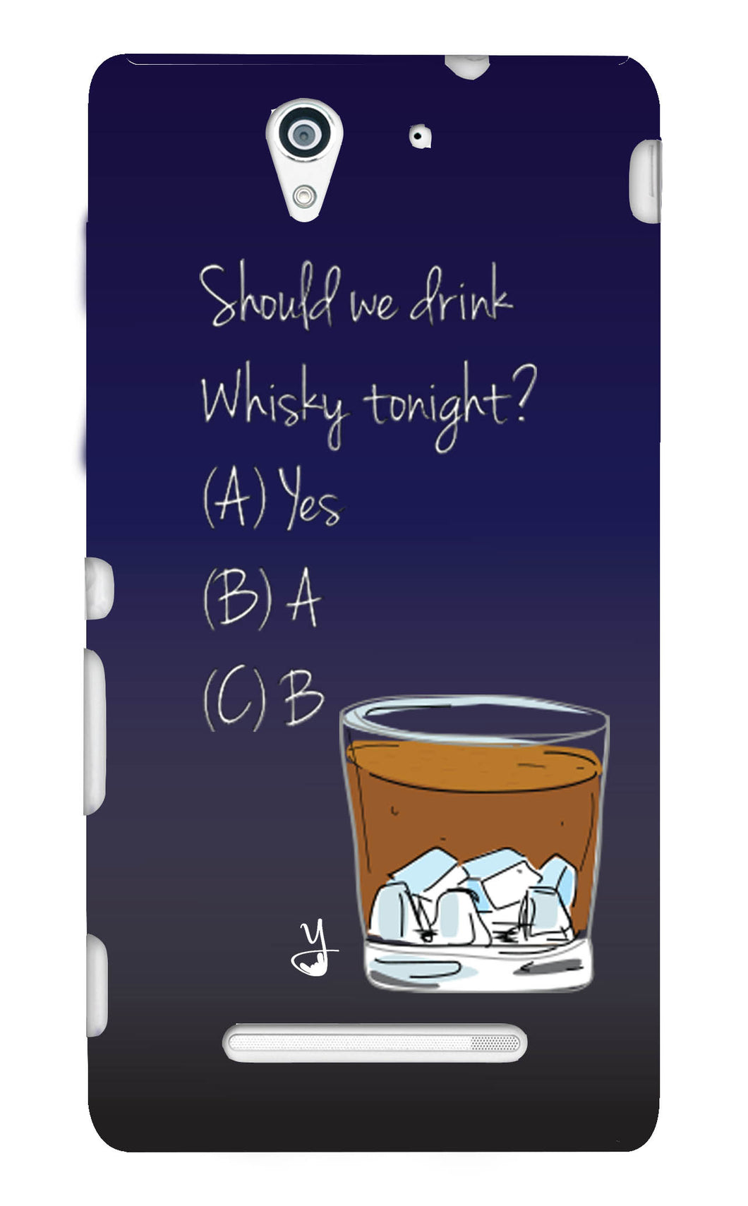 GET DRUNK edition for SONY XPERIA C3