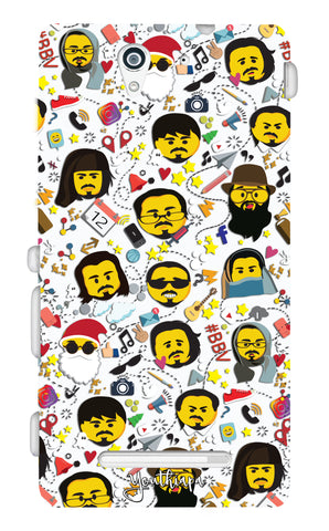 The Doodle Edition for Sony Xperia C3