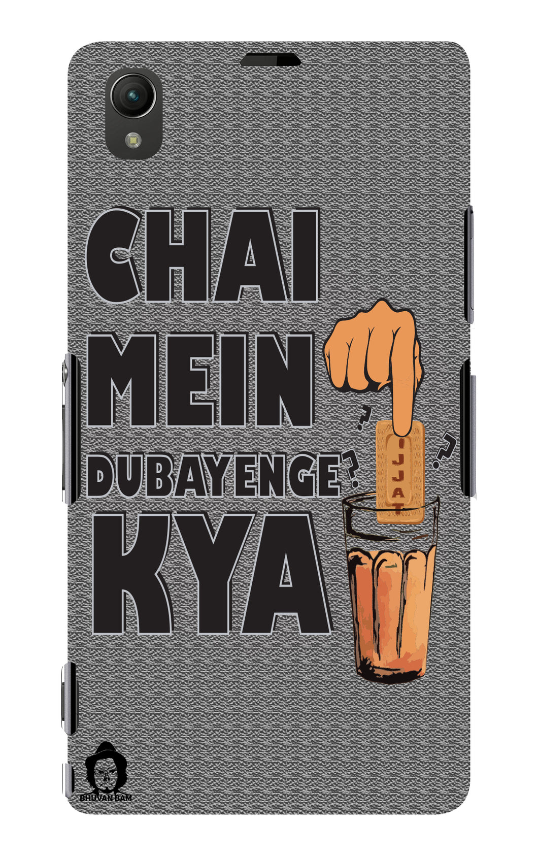 Titu Mama's Chai Edition for Sony Xperia Z1