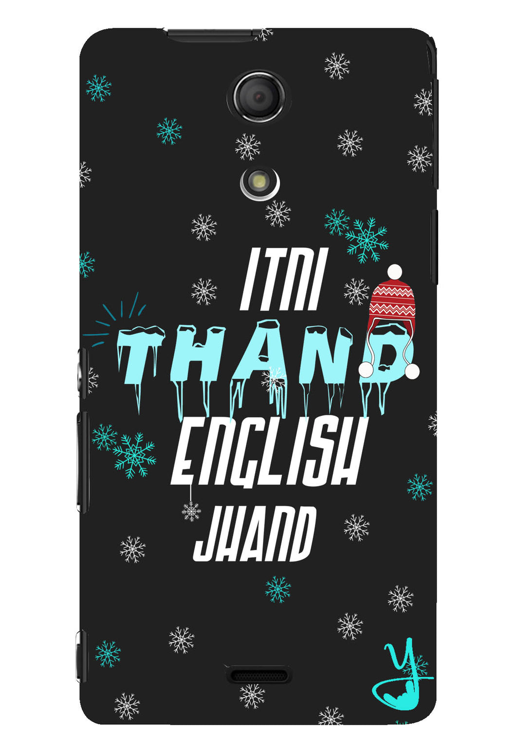 Itni Thand edition for Sony Xperia zr