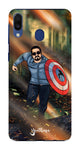 Sameer Saste Avengers Edition for Galaxy M20