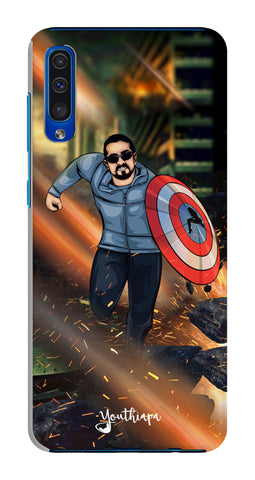 Sameer Saste Avengers Edition for Galaxy A50