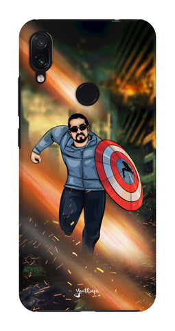 Sameer Saste Avengers Edition for Redmi Note 7 Pro