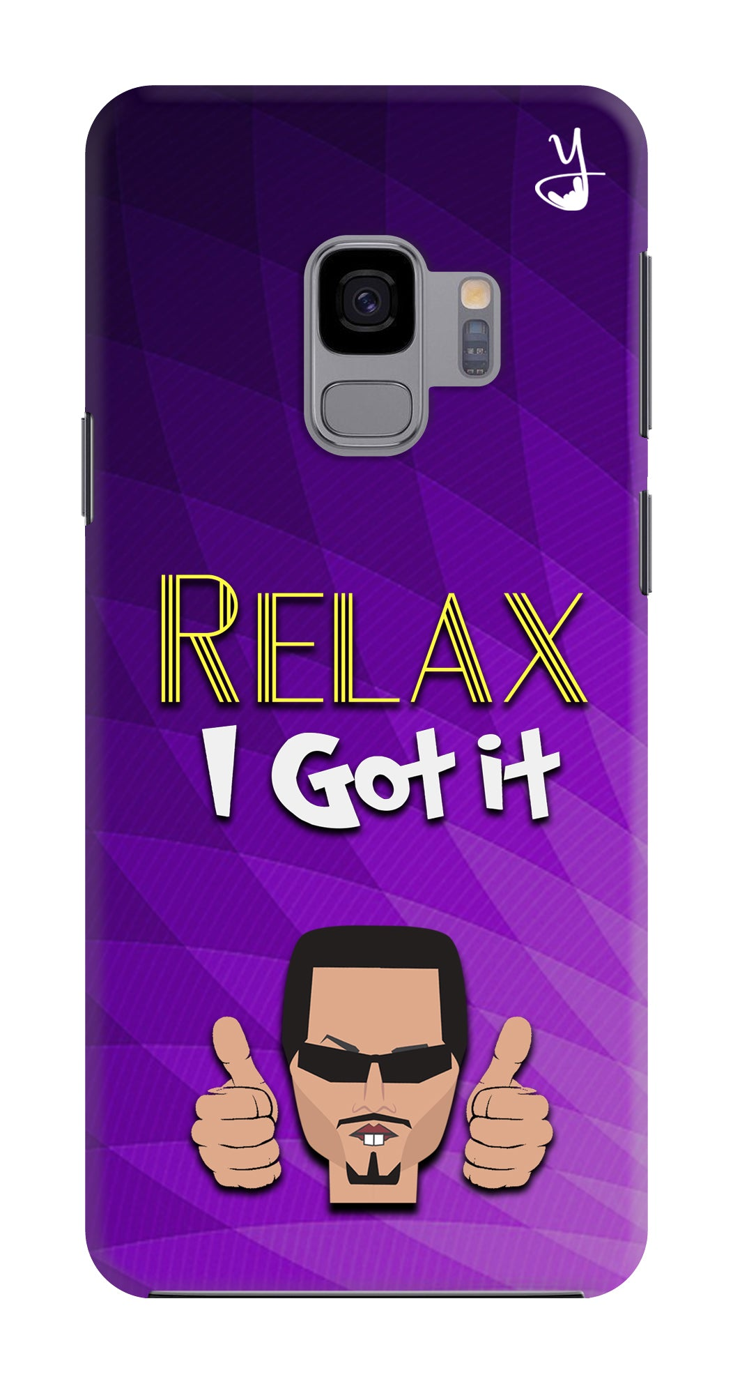Sameer's Relax Edition for Samsung Galaxy S9