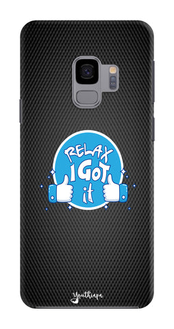 Relax Edition for Samsung Galaxy S9