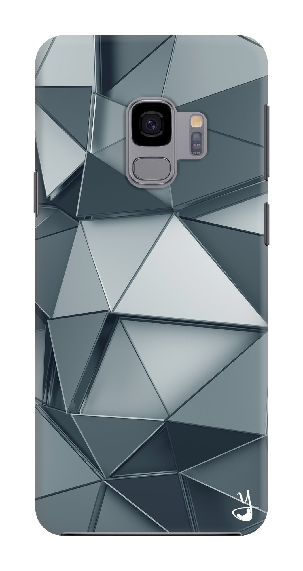 Silver Crystal Edition for Samsung Galaxy S9