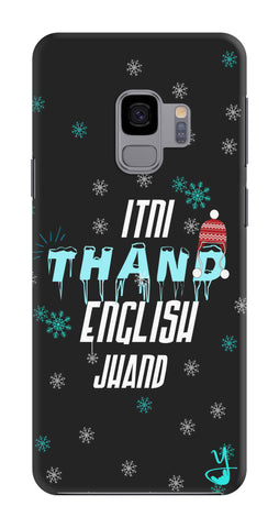 Itni Thand edition for Samsung Galaxy S9