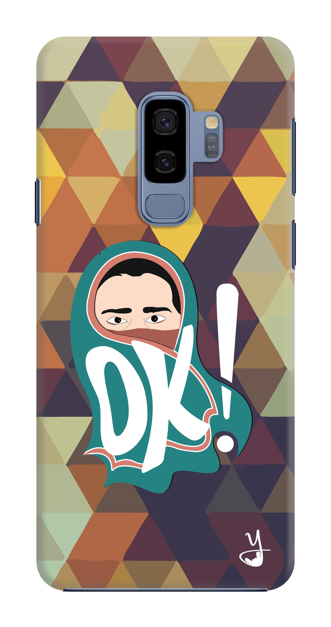 Mummy's Ok Edition for Samsung Galaxy S9 Plus