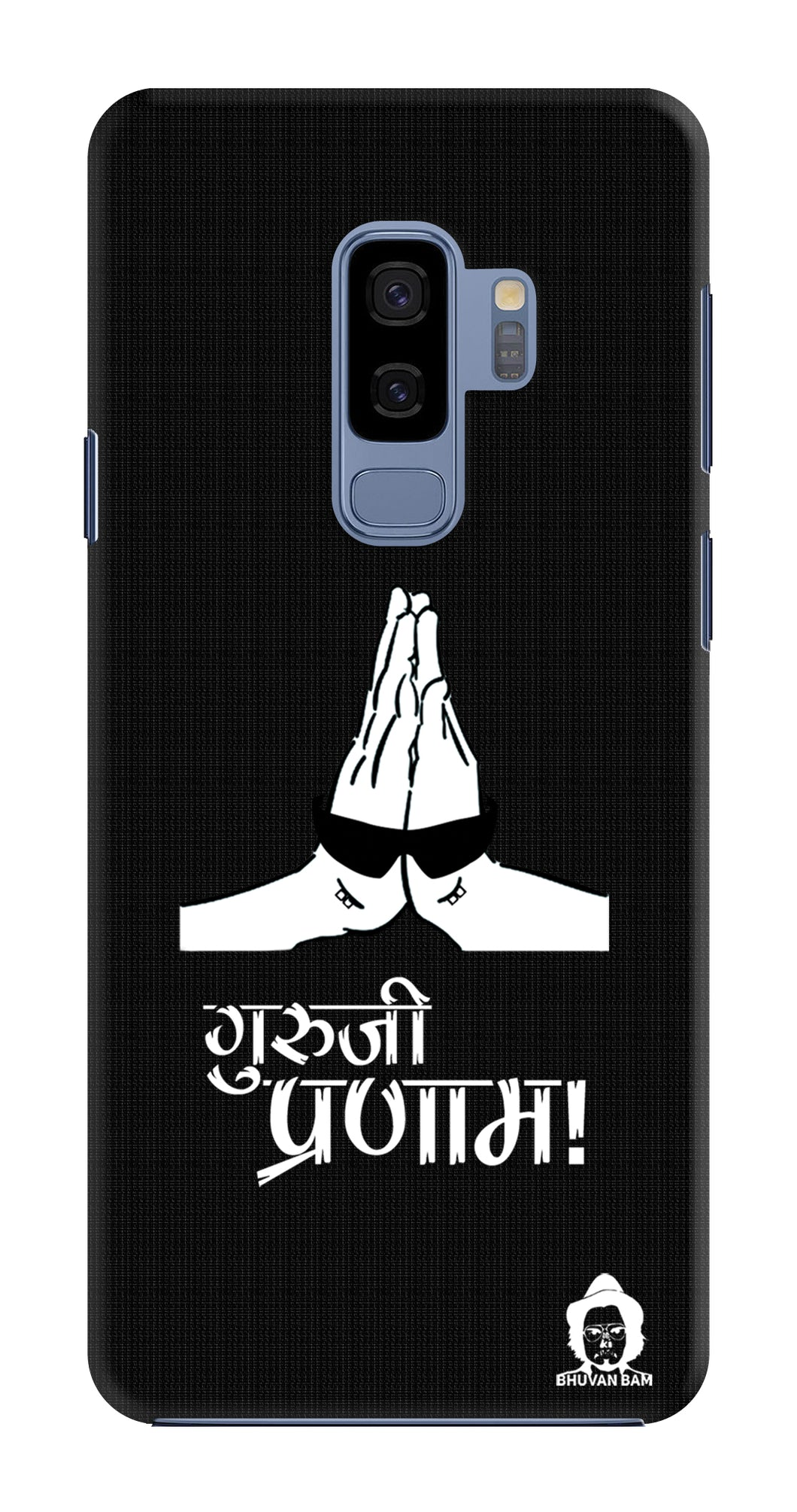 Guru-ji Pranam Edition for Samsung Galaxy S9 Plus