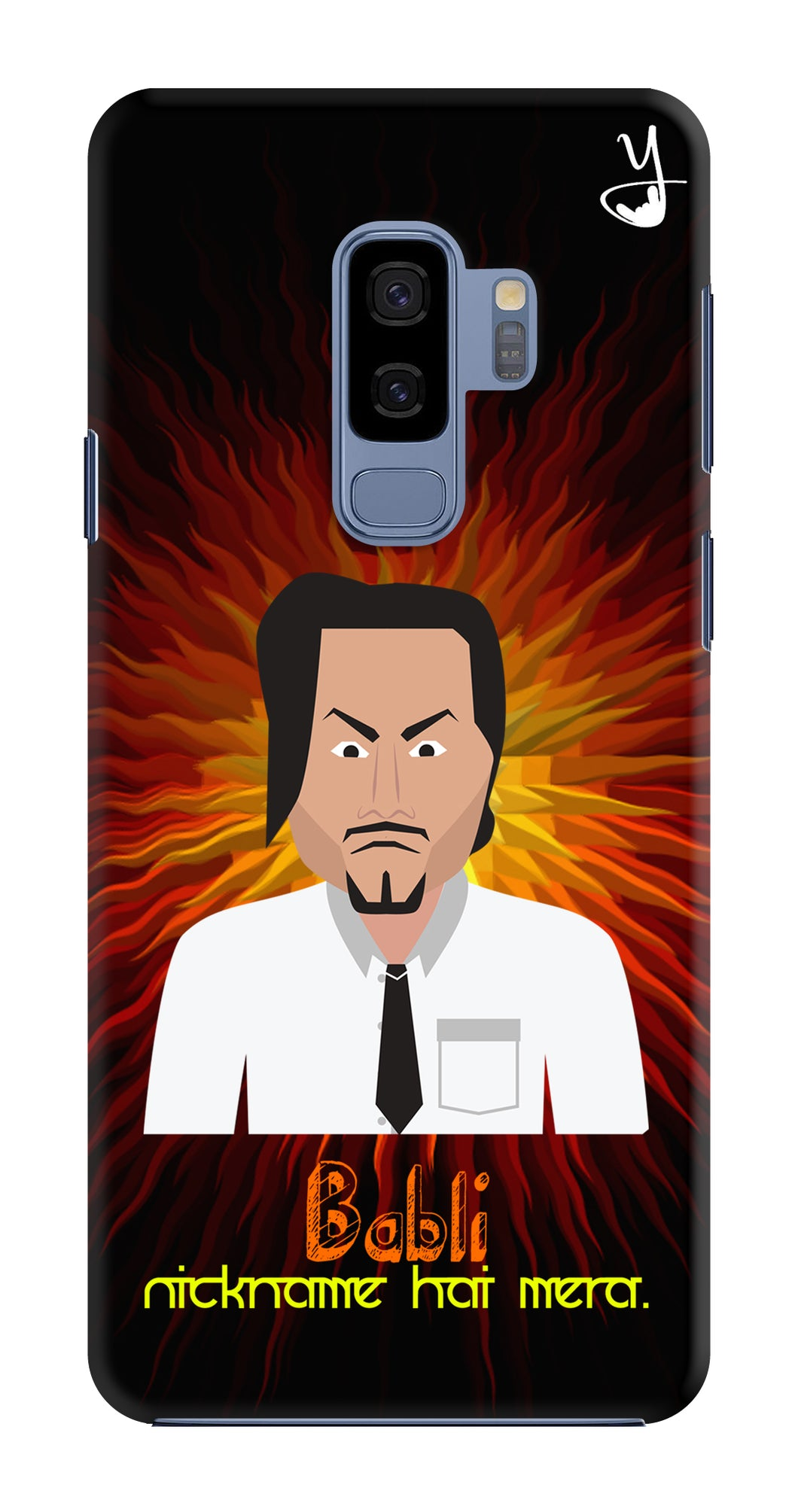 Angry Master Ji Edition for Samsung Galaxy S9 Plus