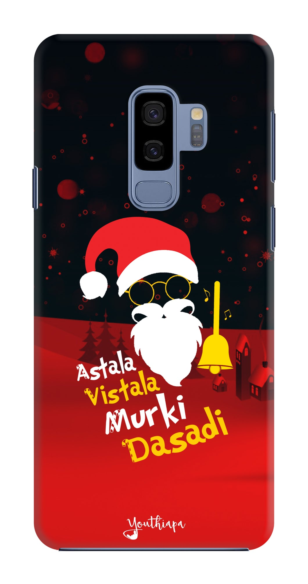 Santa Edition for Samsung Galaxy S9 Plus