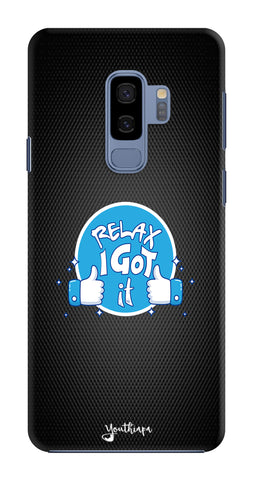 Relax Edition for Samsung Galaxy S9 Plus