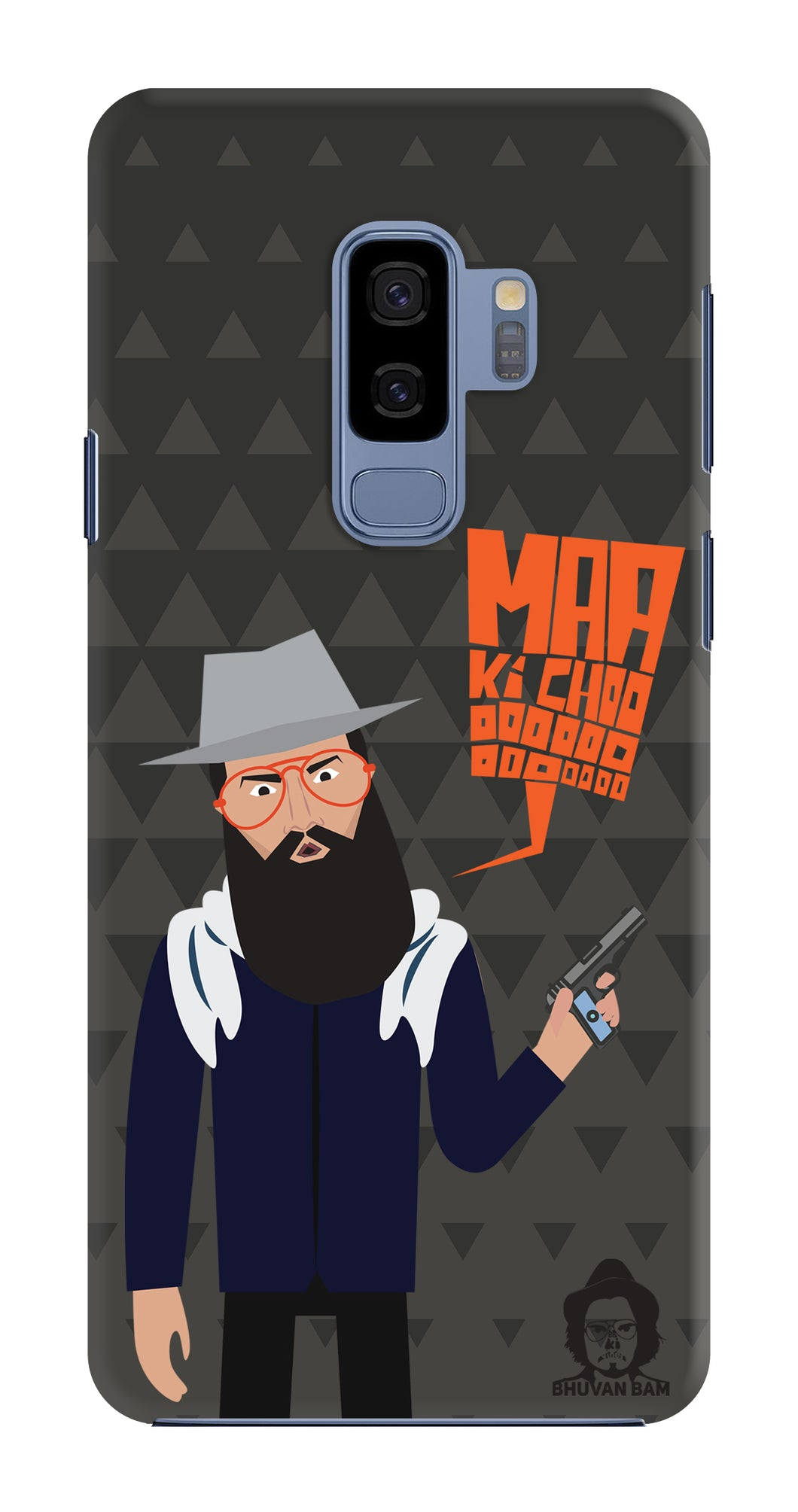 Papa Maaki*** Edition for Samsung Galaxy S9 Plus