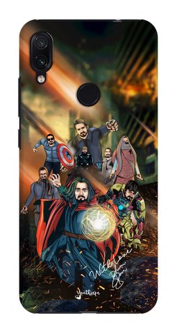 Saste Avengers Edition for Redmi Note 7 Pro