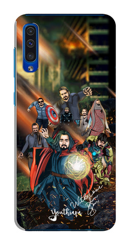 Saste Avengers Edition for Galaxy A50