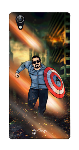Sameer Saste Avengers Edition for Vivo Y51L