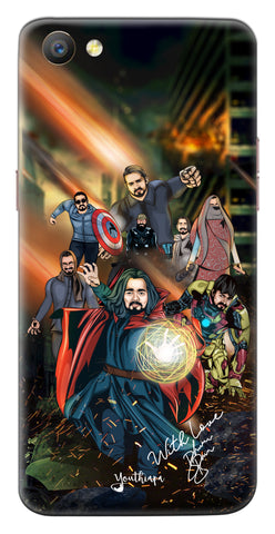 Saste Avengers Edition for Vivo Y53